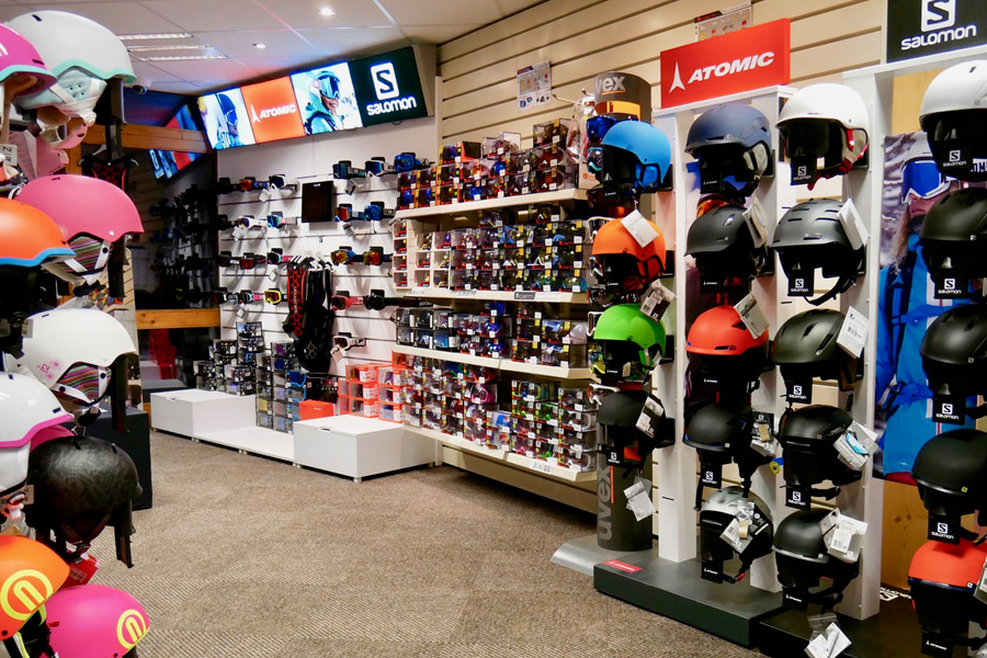 Location de ski Arc 1600 Intersport